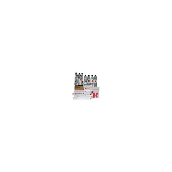 Ricoh 405688 Ricoh Black Toner Cartridge - Laser - 1920 Page - Black