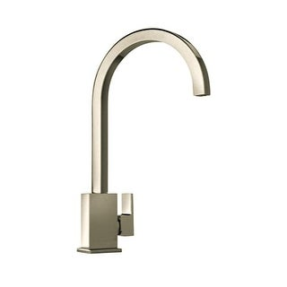 Fortis 8459300 Modern Single Handle High-Arc Kitchen Faucet