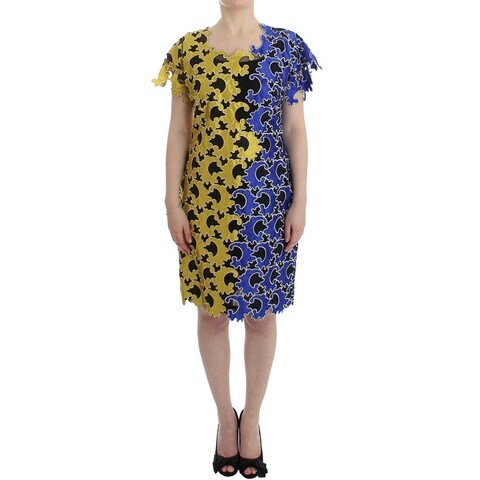 Lanre Da Silva Ajayi Lanre Da Silva Ajayi Multicolor Sheath Wiggle Dress