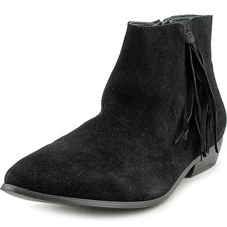 Coconuts By Matisse Cody Pointed Toe Suede Ankle Boot