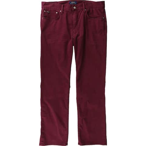 Ralph Lauren Mens Prospect Straight Stretch Jeans