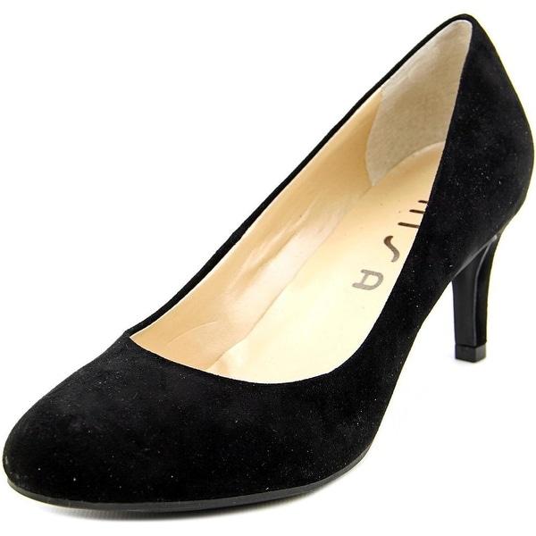 Unisa Tandie Women Round Toe Synthetic Black Heels