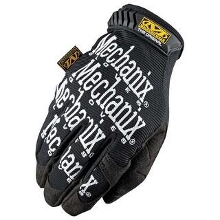 Mechanix Wear MG-05-008 Original Work Gloves, Black, Small