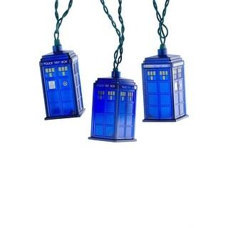 Doctor Who TARDIS Christmas Light Set