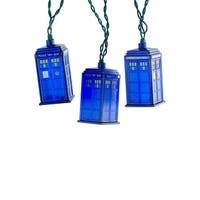 Doctor Who TARDIS Christmas Light Set