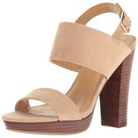 Report Womens Lawrena Open Toe Casual Platform Sandals