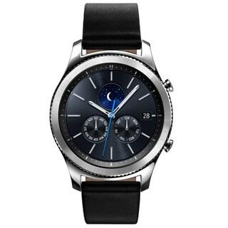 Samsung SM-R770NZSAXAR Gear S3 Classic Silver Watch