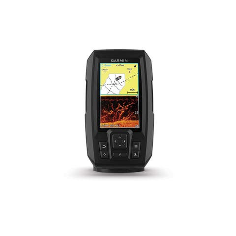 Garmin Striker Plus 4cv 4 Inch CHIRP Fishfinder with CV20-TM Transducer
