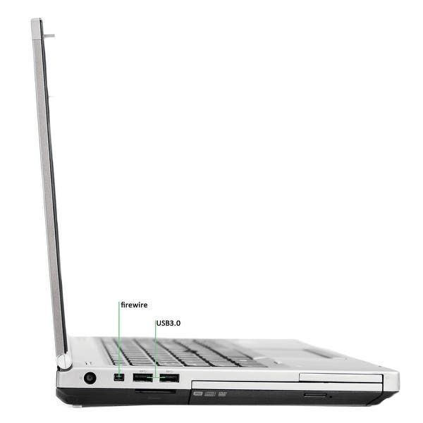 Shop HP EliteBook 8470P 14-inch 2 6GHz Intel Core i5 CPU