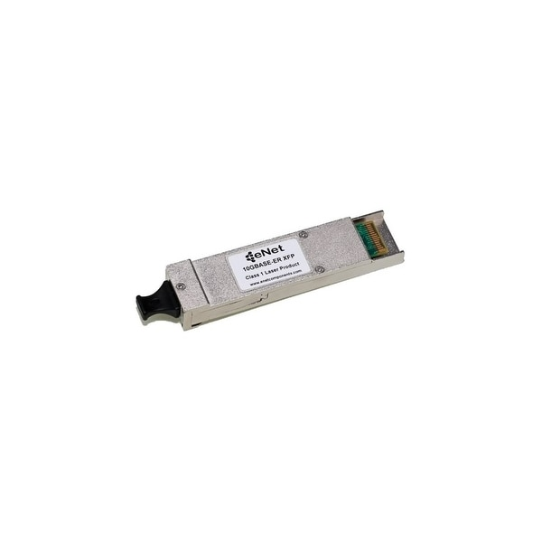 ENET 10124-ENC Extreme Compatible 10124 10GBASE-ER XFP 1550nm 40km DOM Duplex LC SMF 100% Tested Lifetime Warranty and