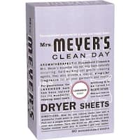 Mrs. Meyer's 80Ct Lavndr Dryer Sheets