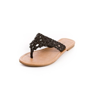 City Classified Women Delux Sandals