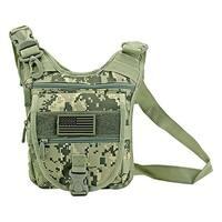 Tactical Sling Range Bag - Digital Camo