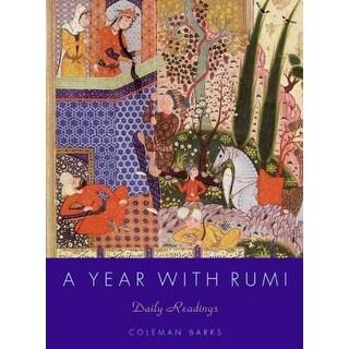Year with Rumi - Coleman Barks, John Moyne, et al.