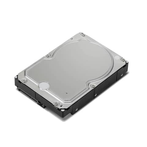 "Lenovo ThinkStation 2 TB 7200 rpm 3.5"" SATA 6 Gbps Hard Drive, Silver (New Open Box) - 5.8 x 4 x 1 inches"