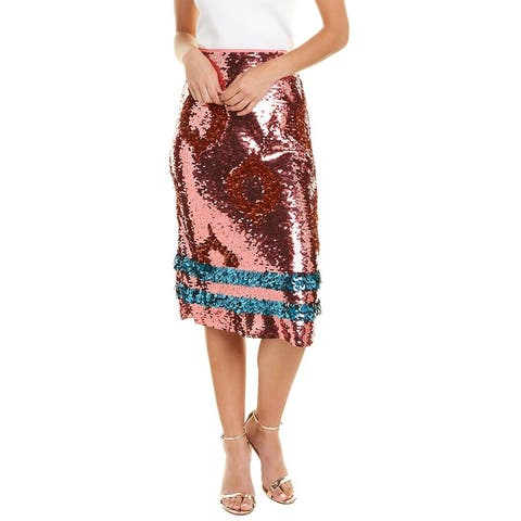 Sachin Babi Dondurma Pencil Skirt