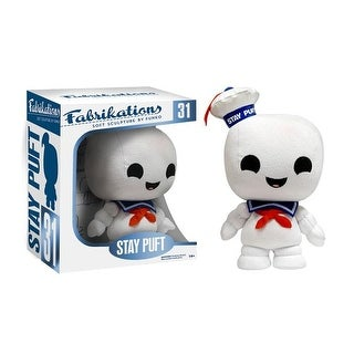 Ghostbusters Funko Fabrikations Plush Figure Stay Puft