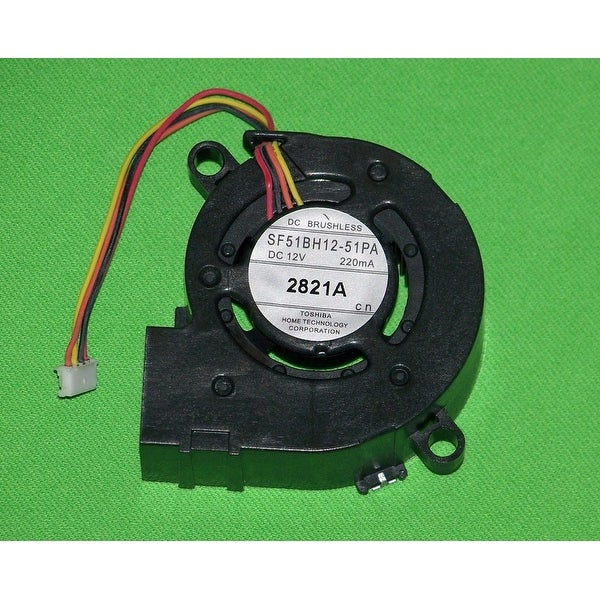 Epson Projector Intake Fan: PowerLite 1716, 1720, 1725, 1730W, 1735W