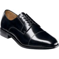 Florsheim Men's Broxton Black Leather