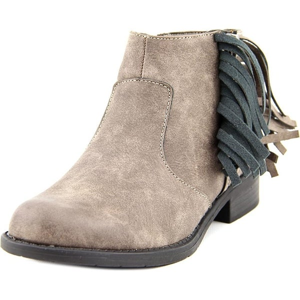 2 Lips Too Too Jumpy Women Round Toe Synthetic Ankle Boot