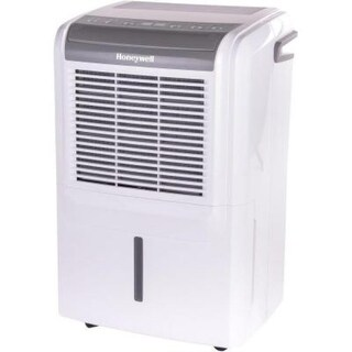 Honeywell DH70W 70-Pint Dehumidifier - White