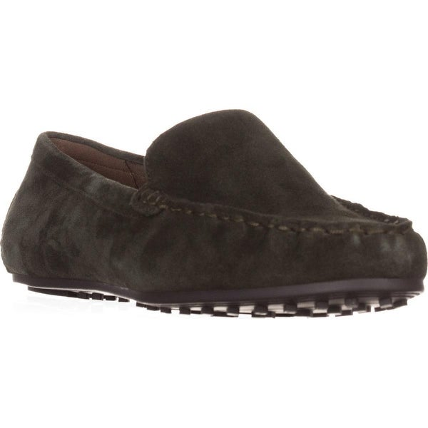Aerosoles Over Drive Slip-On Loafers, Dark Green