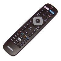 OEM Philips Remote Control Originally Shipped With 55PFL5402/F7C, 55PFL5402/F7F
