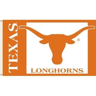 University of Texas Longhorns Logo Flag