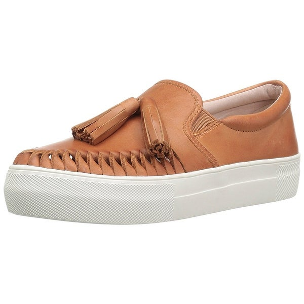 Vince Camuto Womens Kayleena Leather Closed Toe Loafers