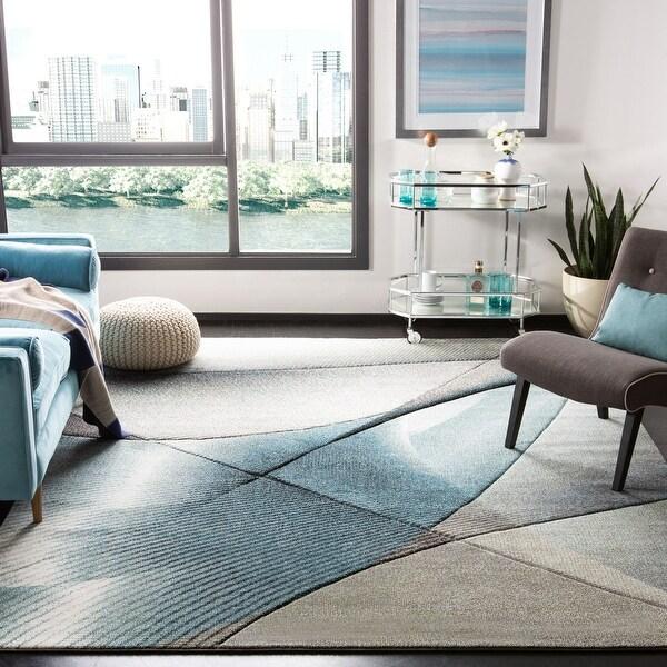 Safavieh Hollywood Jayla Mid-Century Modern Abstract Rug