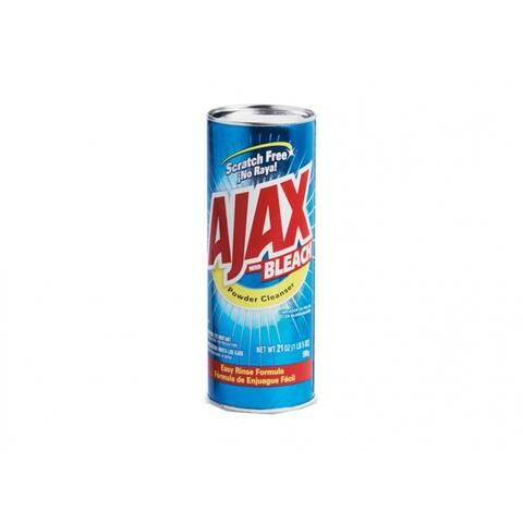 Ajax 05361 Powder Cleanser with Bleach, 21 Oz