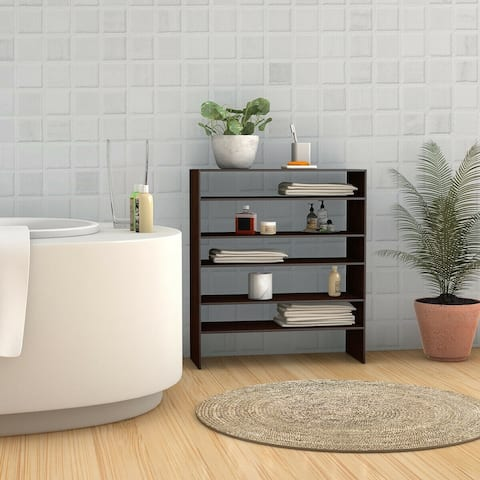 3-piece Stackable 2-tier Shoe Rack Organizer Storage Shelf Set