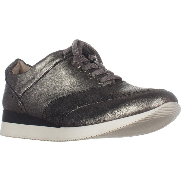 Womens Jimi 2 Fashion Sneaker,Pewter,7 N US Naturalizer