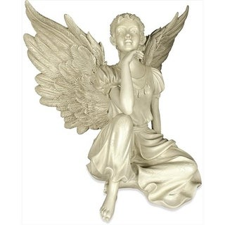 AngelStar 12207 Thoughtfulness Garden Figurine
