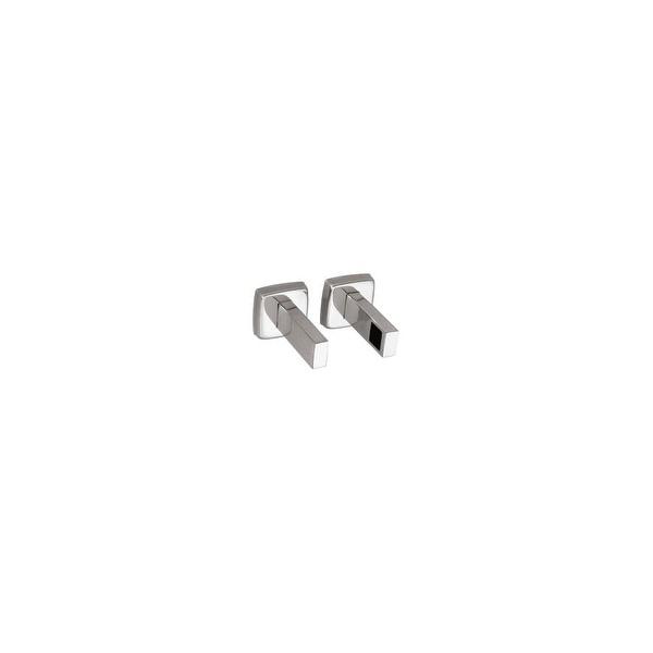 """Moen P1700 Pair of 3/4"""" Towel Bar Posts from the Stainless Steel. Opens flyout."""