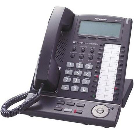 Panasonic KX-T7636B-R Digital Proprietary Telephone