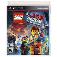 LEGO Movie Video Game - PlayStation 3