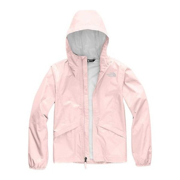 621650211759 Shop The North Face Girls  Zipline Waterproof Rain Jacket Pink Salt - Free  Shipping Today - Overstock - 27508414
