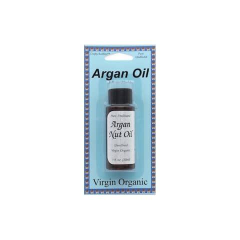 Crafty Bubbles Argan Nut Oil 1oz - White - Medium