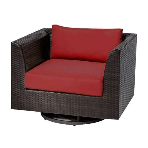 Miseno Tkc020b Sc Caribbean Outdoor Club Chair With Swivel Base Free Shipping Today 27248875