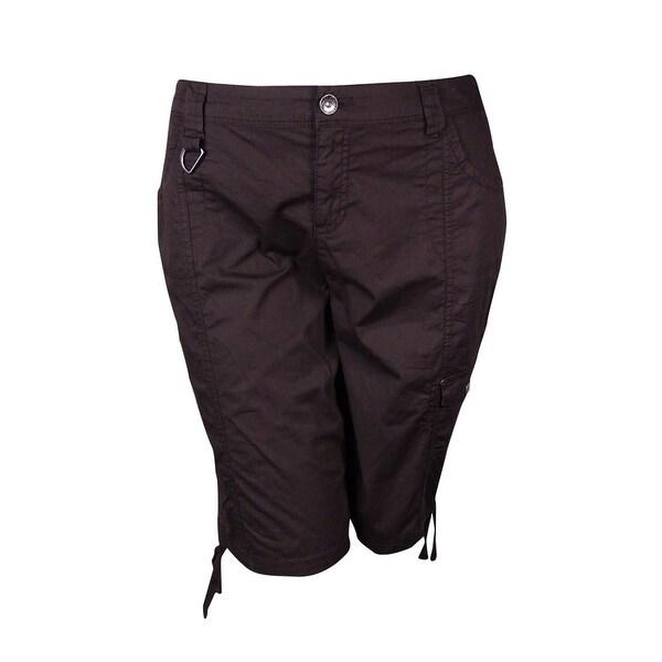 Style & Co. Women's Tummy Control Cargo Shorts