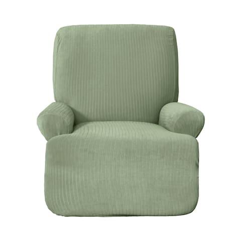 SureFit Spencer One Piece Recliner Chair Slipcover