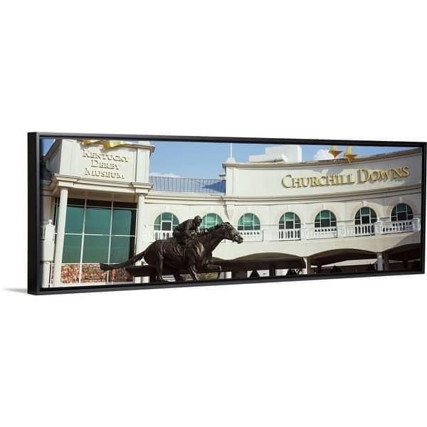 Facade Of The Kentucky Derby Museum