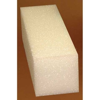 "FloraCraft - Styrofoam Block - 6"" x 6"" x 18"""
