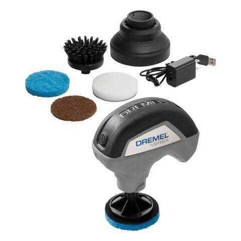 Dremel pc10-01 versa 4-volt max cordless power cleaner kit