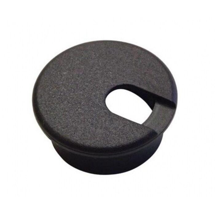 """1-1//2/"""" Black Jandorf 61604 Computer Grommet"""