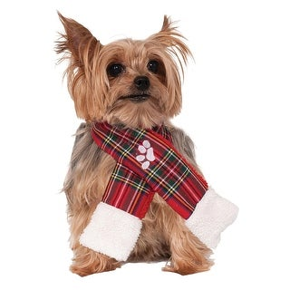 Forum Novelties Christmas Dog Scarf