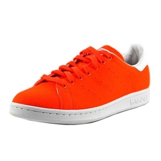 Adidas PW Stan Smith TNS Men Round Toe Synthetic Orange Sneakers