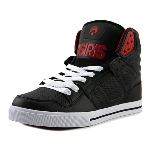 Osiris Clone Round Toe Synthetic Skate Shoe