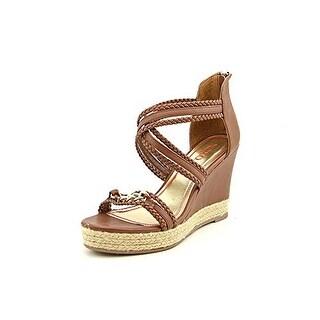 XOXO Flora Women Synthetic Wedge Sandal